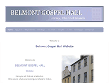 Tablet Preview of belmontgospelhalljersey.org